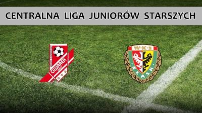 GWAREK Zabrze - Śląsk Wrocław 3-1