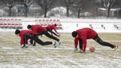 Krótki okres przygotowawczy - zima 2016