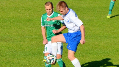 MKS Kluczbork - Olimpia Grudziądz 1:0 (0:0)