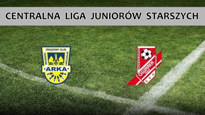 Arka Gdynia - GWAREK Zabrze 4-1