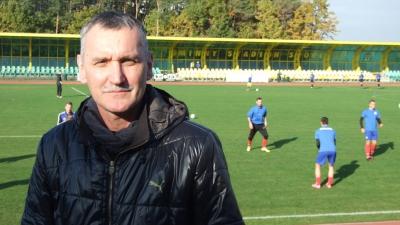Tomasz Muchiński został nowym trenerem.