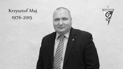 Nie żyje Krzysztof Maj, były zawodnik Gwarka Zabrze.