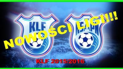 Nowości KLF 2015/2016