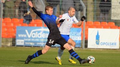 MKS Kluczbork - Zawisza Bydgoszcz 0:1 (0:0)