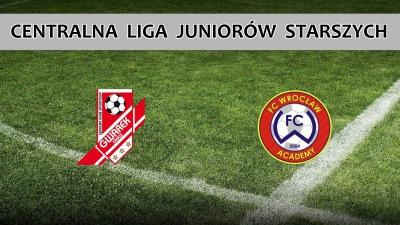 GWAREK Zabrze - FC Academy Wrocław 2-2