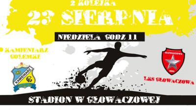 Kamieniarz Golemki vs LKS Głowaczowa