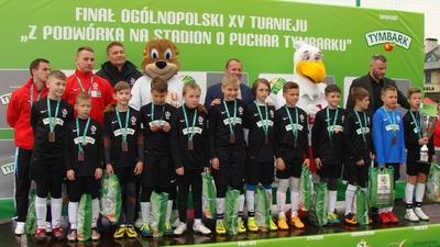 VII miejsce w finale krajowym TYMBARKA