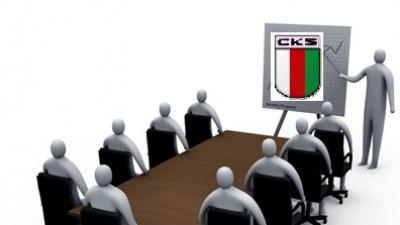Zebranie Sprawozdawcze członków i sympatyków klubu  CKS Zbiersk.