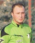 <b>Maciej Dudek</b> pokazał w tym meczu 6 żółtych kartek. - dudek1