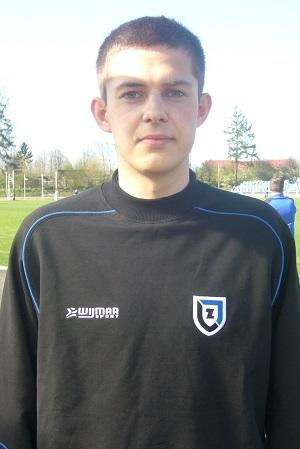 Przemysław Kanik jeden z członków z piłkarskiej rodziny. Brat Pawła i Radosława.